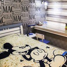 精选大小100平现代三居卧室实景图片欣赏