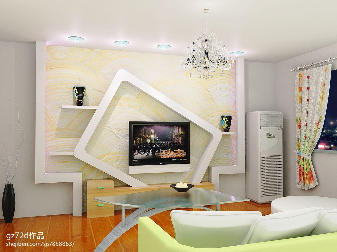 精选面积76平小户型休闲区简约装修欣赏图片大全