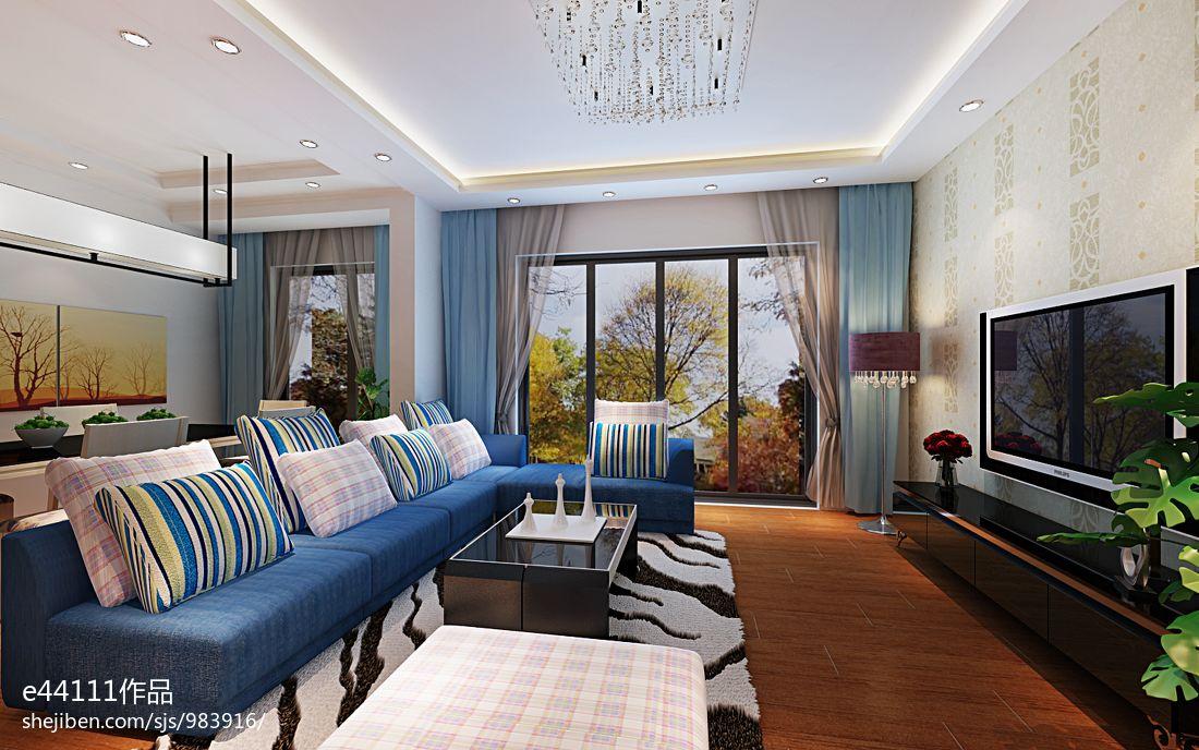 新古典风格设计卧室图片大全