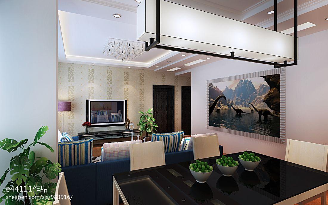 新古典风格时尚卧室设计图片