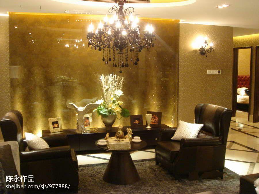 现代欧式卧室设计家装效果图欣赏