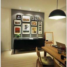 美式家庭设计室内厨房效果图大全