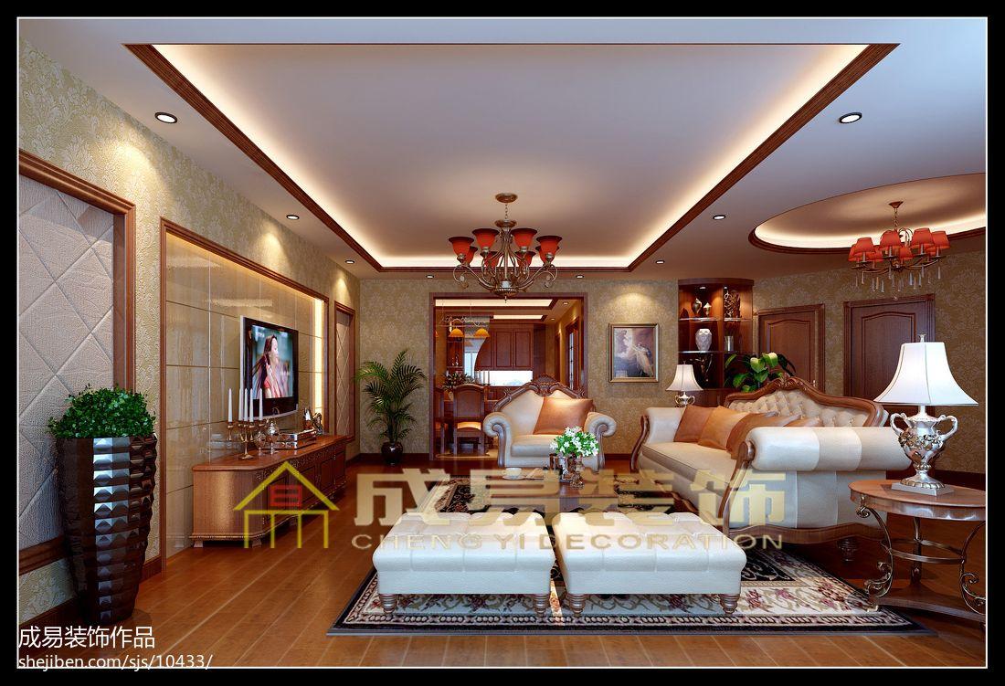 豪华地中海家装楼梯设计
