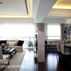 中式风格装饰客厅效果图大全