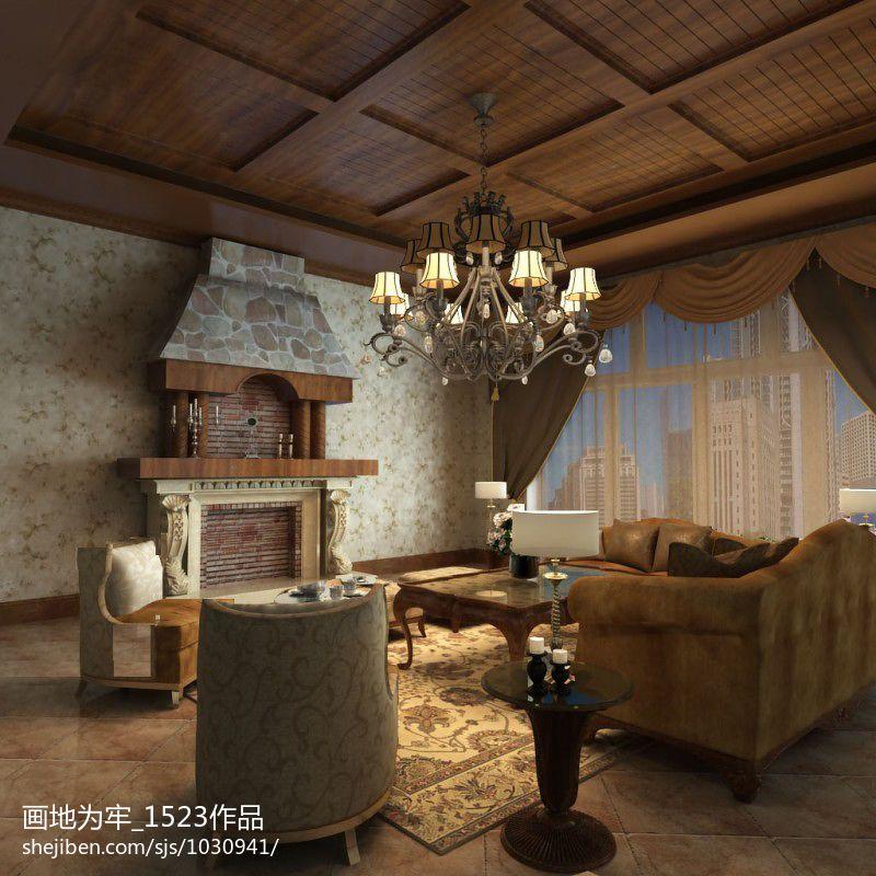 新古典卧室图1