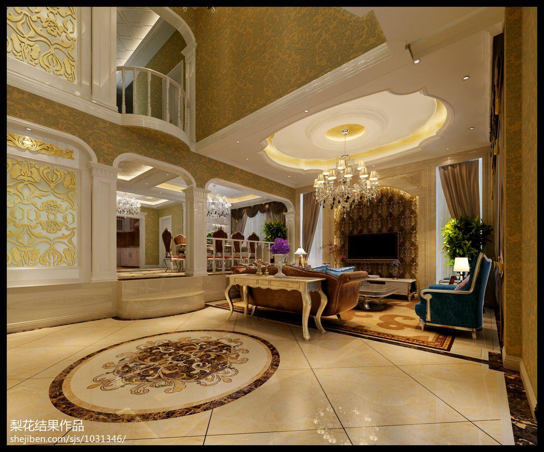 创意新中式玄关装饰设计