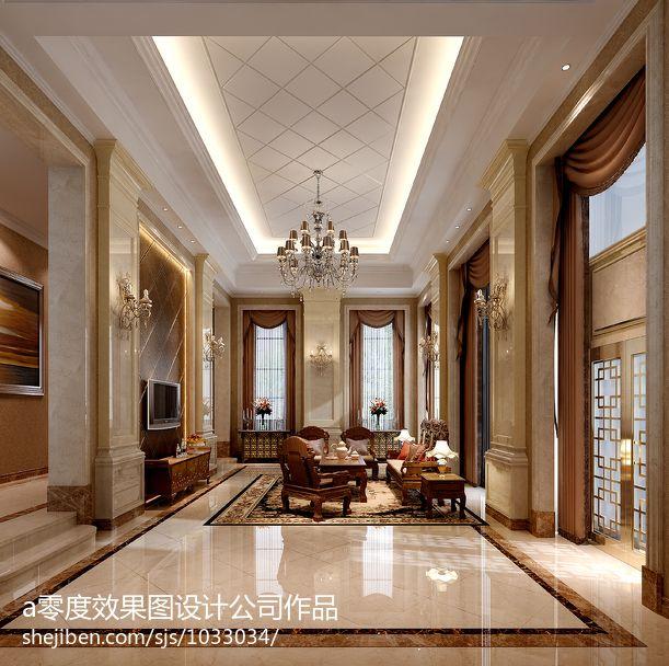 中式古典架子床卧室设计