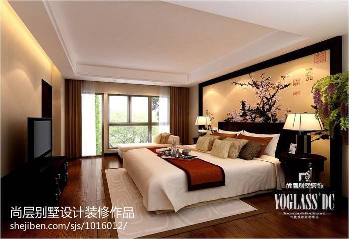 清新田园风光卧室设计