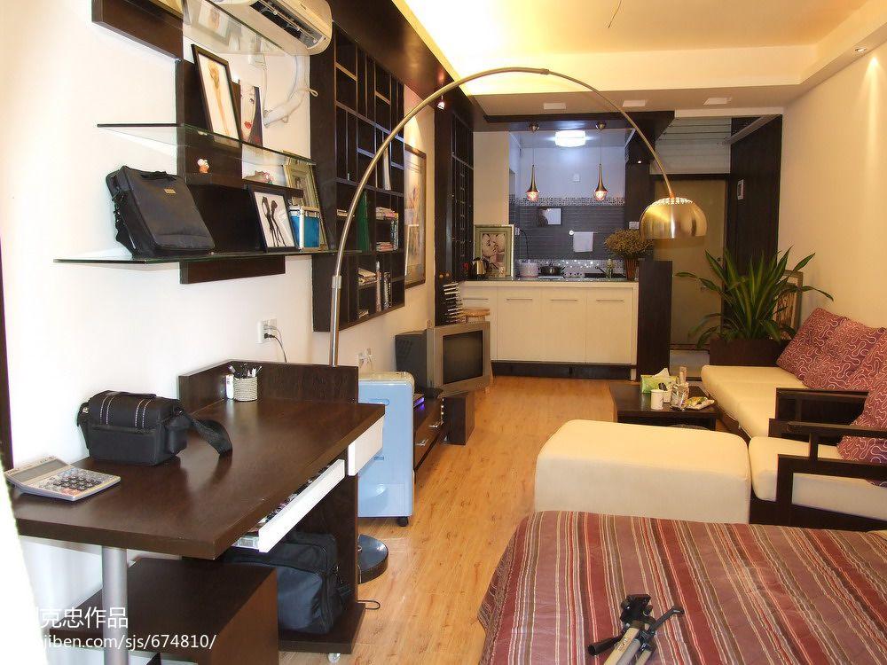 小户型房屋装修效果图集欣赏