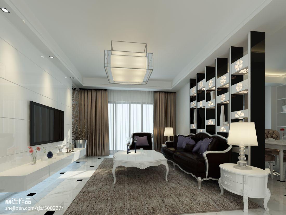 儒雅现代风格卧室设计
