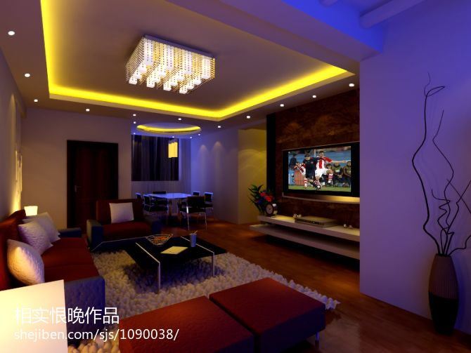 日式风格设计小卧室效果图