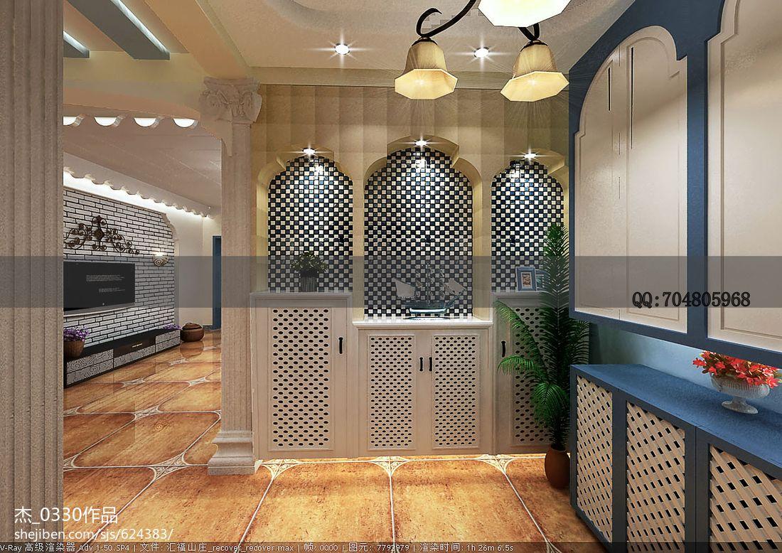 欧式家装餐厅装修设计图片