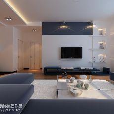 中式风格时尚客厅图片欣赏