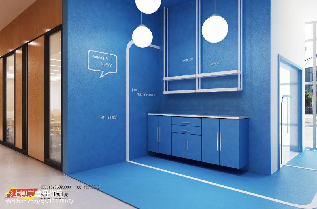 现代小卧室效果图欣赏