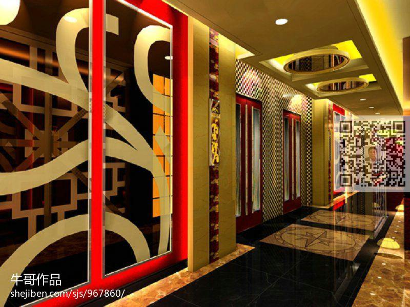 欧式客厅罗马柱装修效果图欣赏