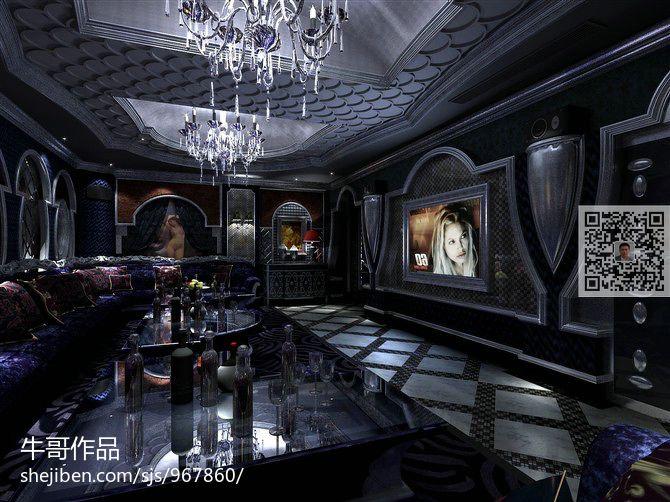 现代风温馨居家感卧室图