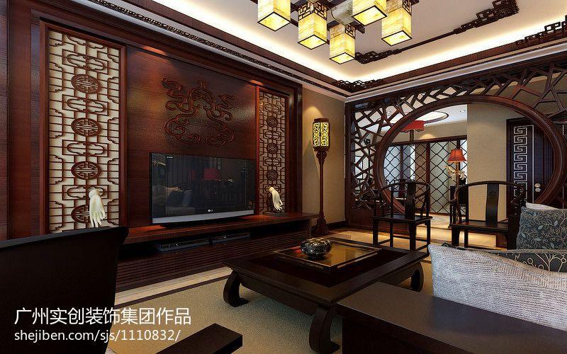 法式风格别墅精装卧室效果图