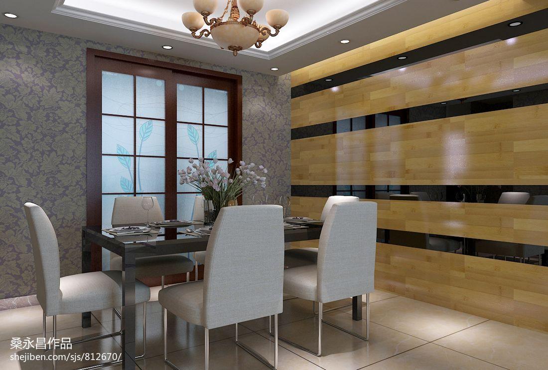 美式风格复式家装书房效果图片