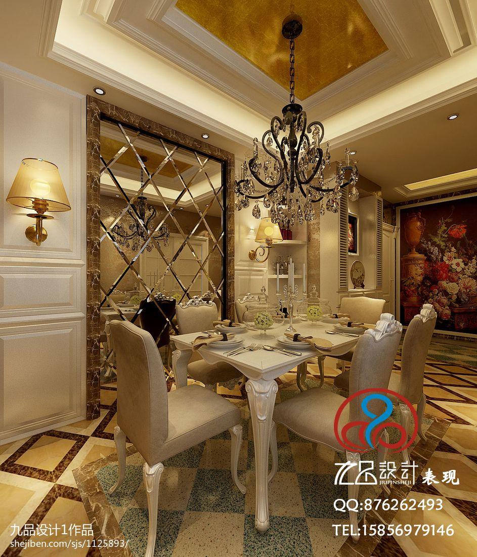 现代风格家居卧室布局图片
