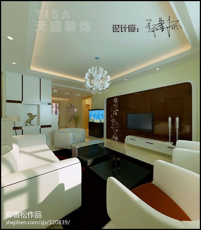 欧式风格卧室设计装修图