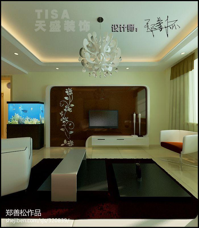 欧式风格一居室设计