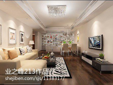 田园风格设计室内卧室装修效果图片