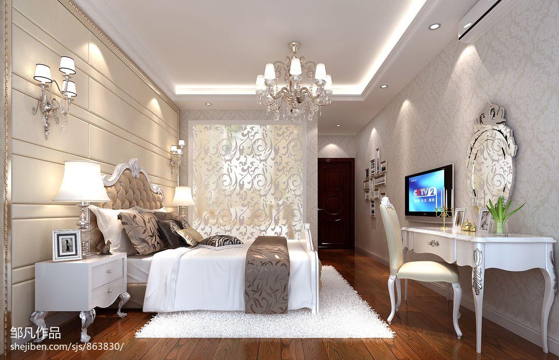 20平米卧室装修图欣赏