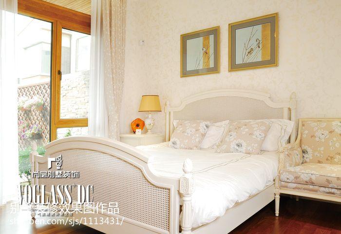 简约公寓家居卧室装饰效果图