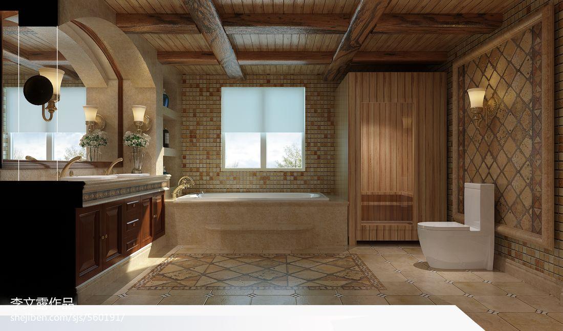 古典精致欧式卧室设计
