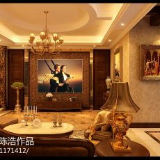日式风格装修小客厅效果图大全