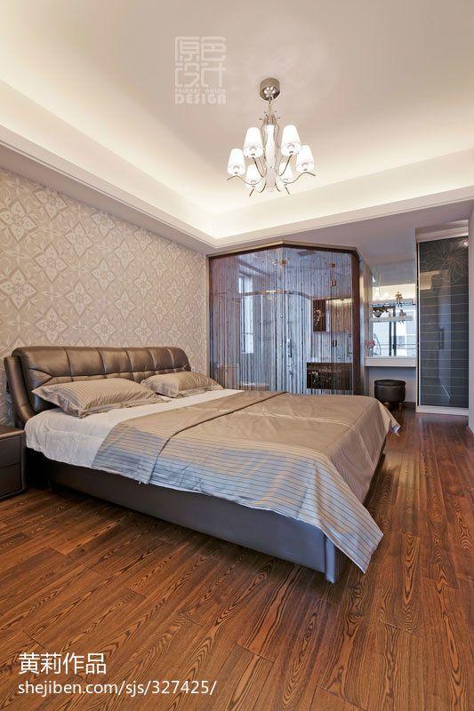 精选126平米四居卧室混搭实景图