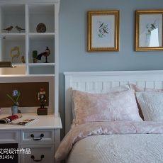 精美面积98平混搭三居儿童房装修图片