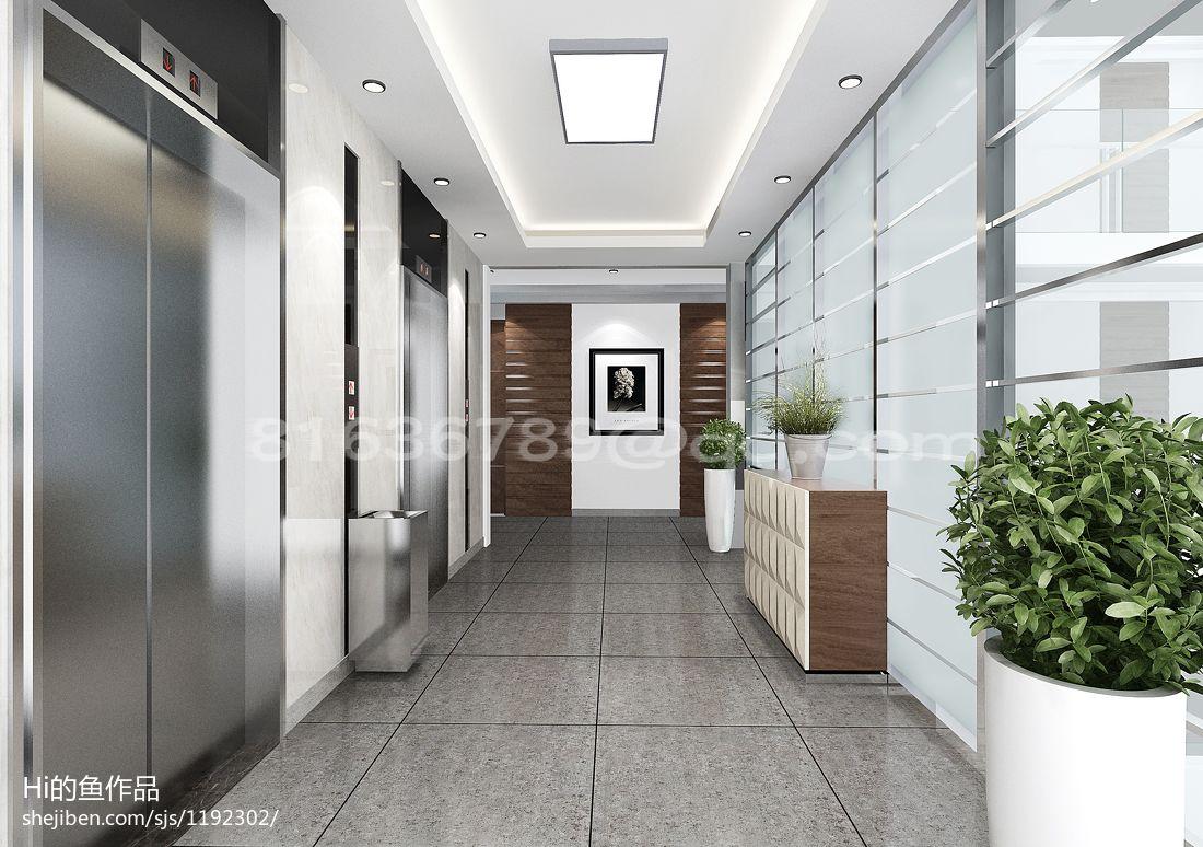 北欧家装实用小空间衣帽间设计效果图
