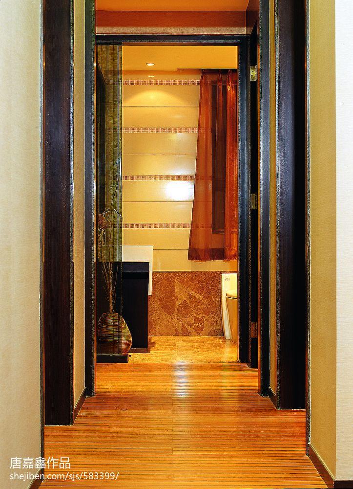豪华东南亚风格客厅布置