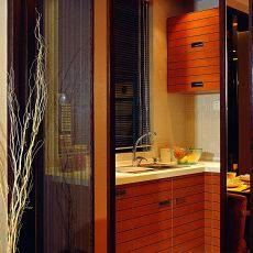 豪华东南亚风格餐厅装修
