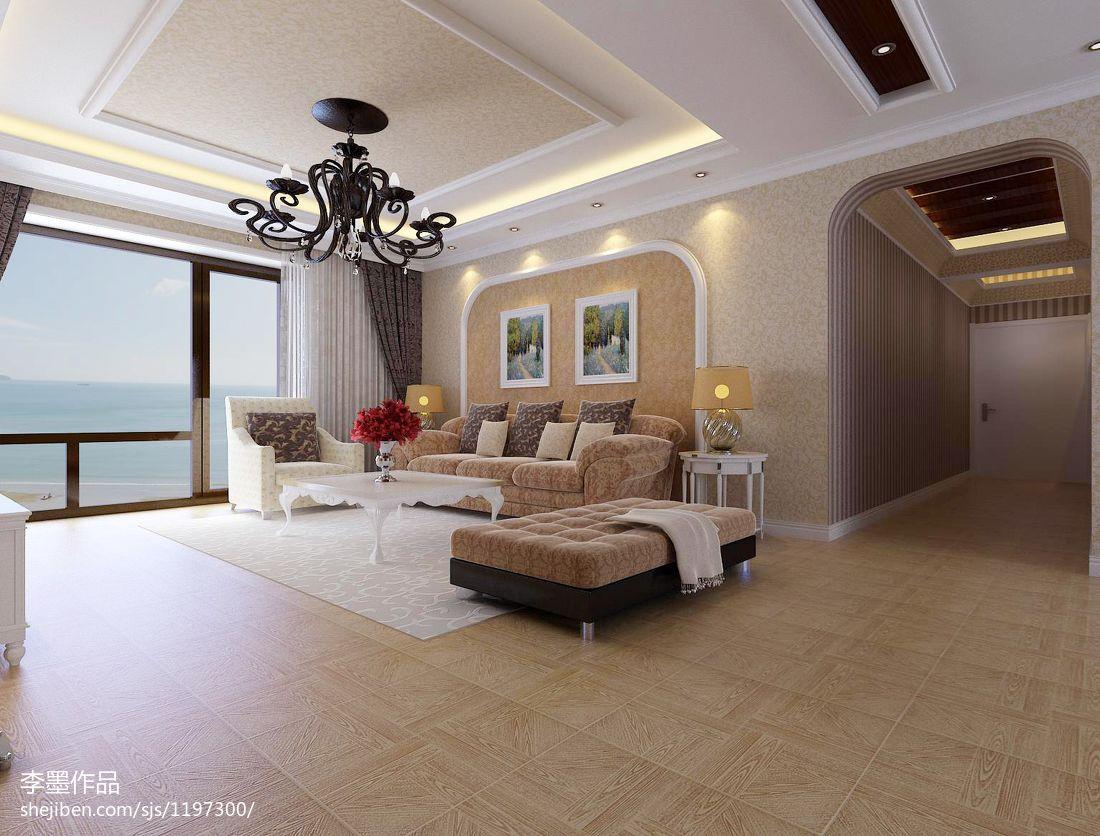 新古典风卧室装修设计