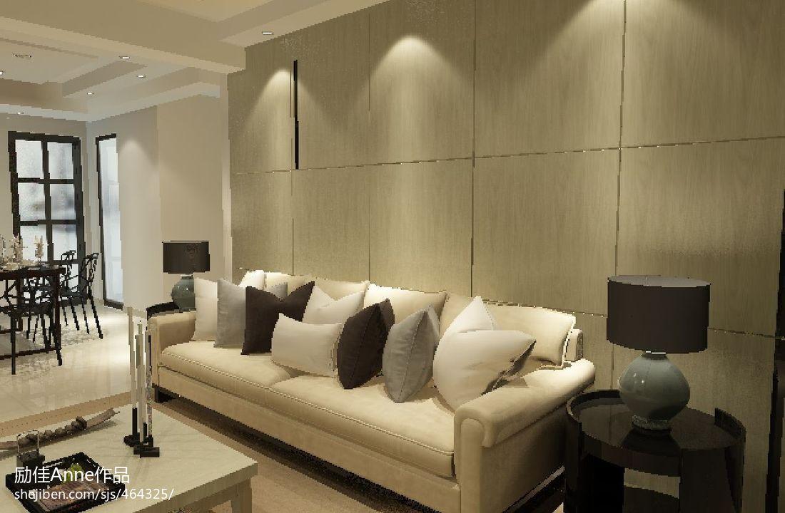 现代创意家居装修客厅