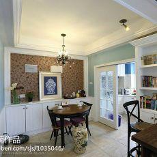 现代风格客厅装修图欣赏