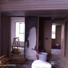 55平米宜家风格一室一厅书房装修效果图