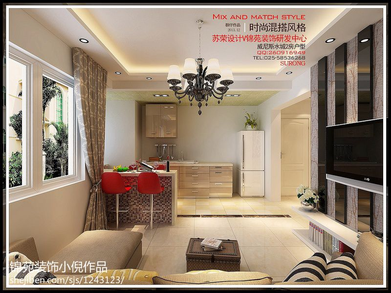 欧式奢华宫廷风卧室设计效果图