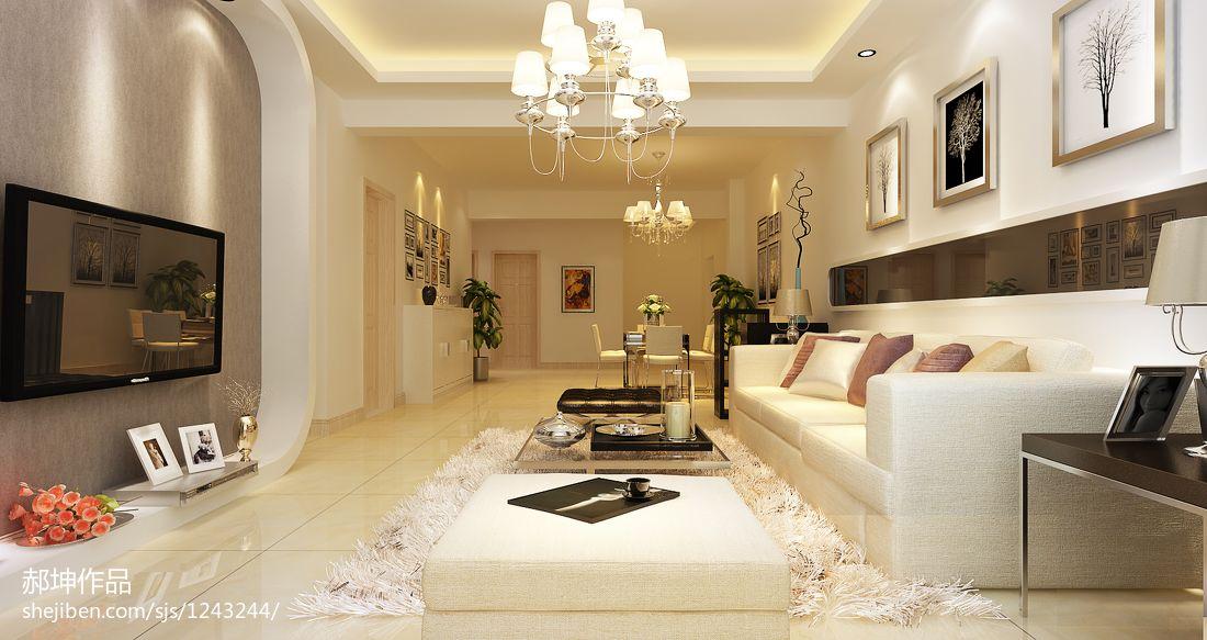 欧式奢华卧室家居设计装修