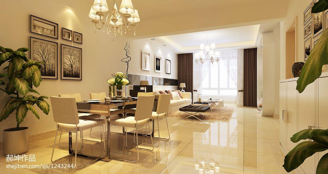 欧式风格卧室家居设计装修效果图