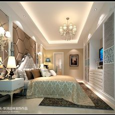 现代卧室地毯