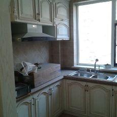 精美欧式二居厨房装饰图片欣赏