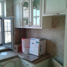 热门欧式二居厨房装修效果图片大全