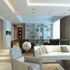 时尚东南亚风格温馨卧室设计图2016