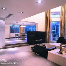 热门现代一居休闲区装饰图片大全