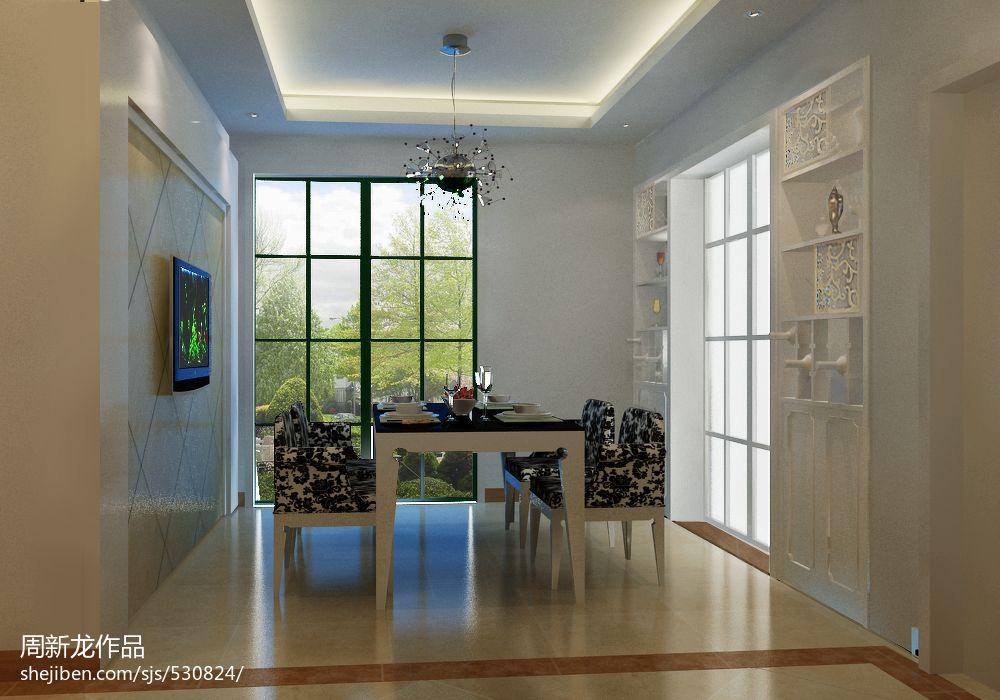 现代家装侧卧效果图欣赏