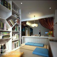 书房新中式吊灯图片欣赏