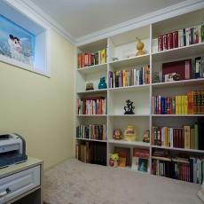 精美三居书房中式欣赏图
